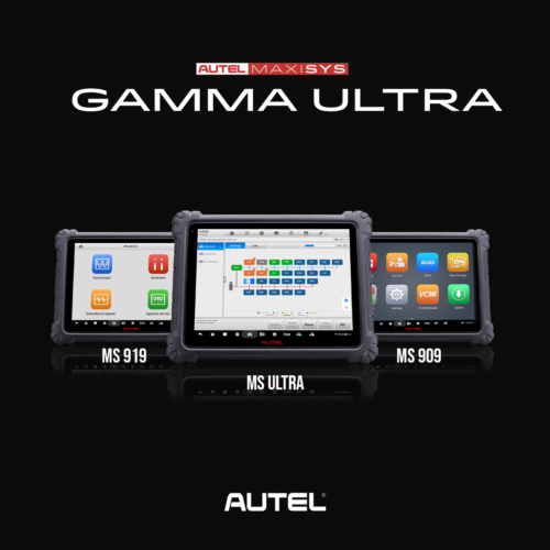 Gamma MaxiSys Ultra